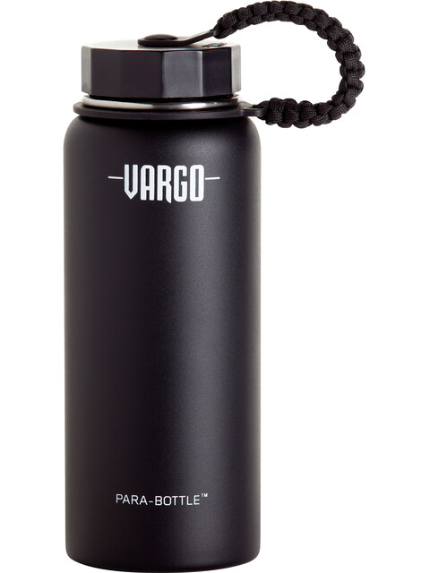 Vargo Para Bottle 1,0l black